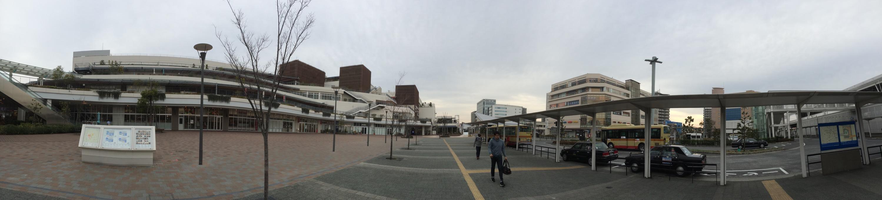 辻堂駅20150328