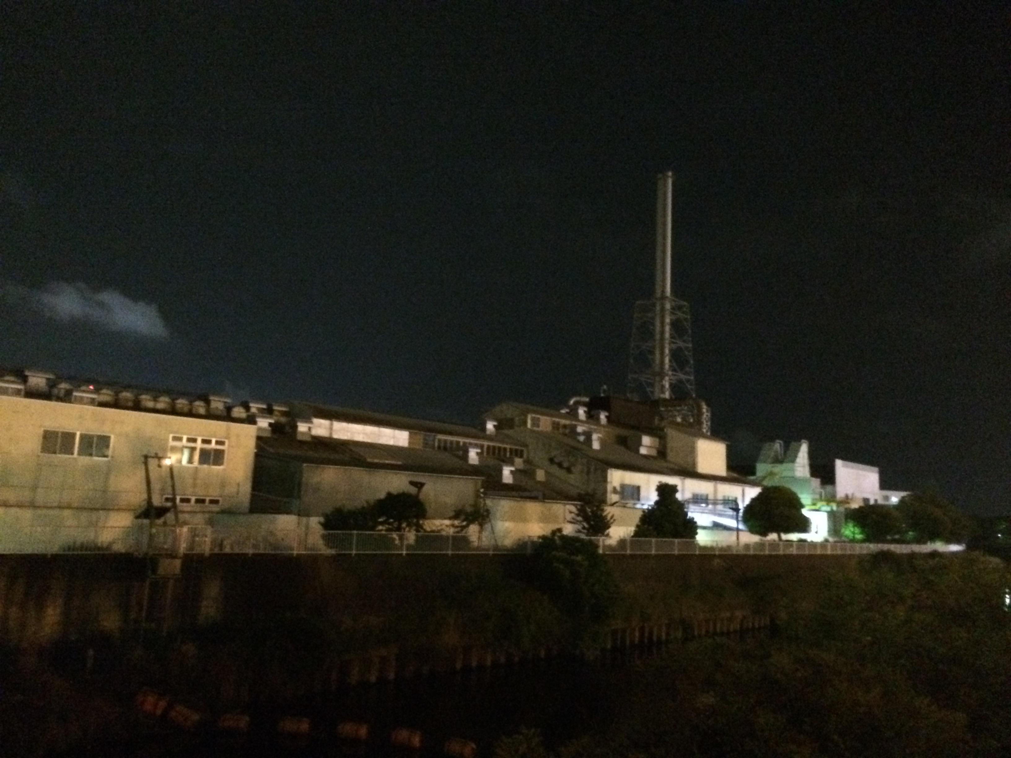 閉鎖予定の日本電機硝子藤沢事業場 1959年からお疲れ様でした。2015-06-23