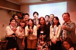SMECs 中小企業診断士 新年交流会2