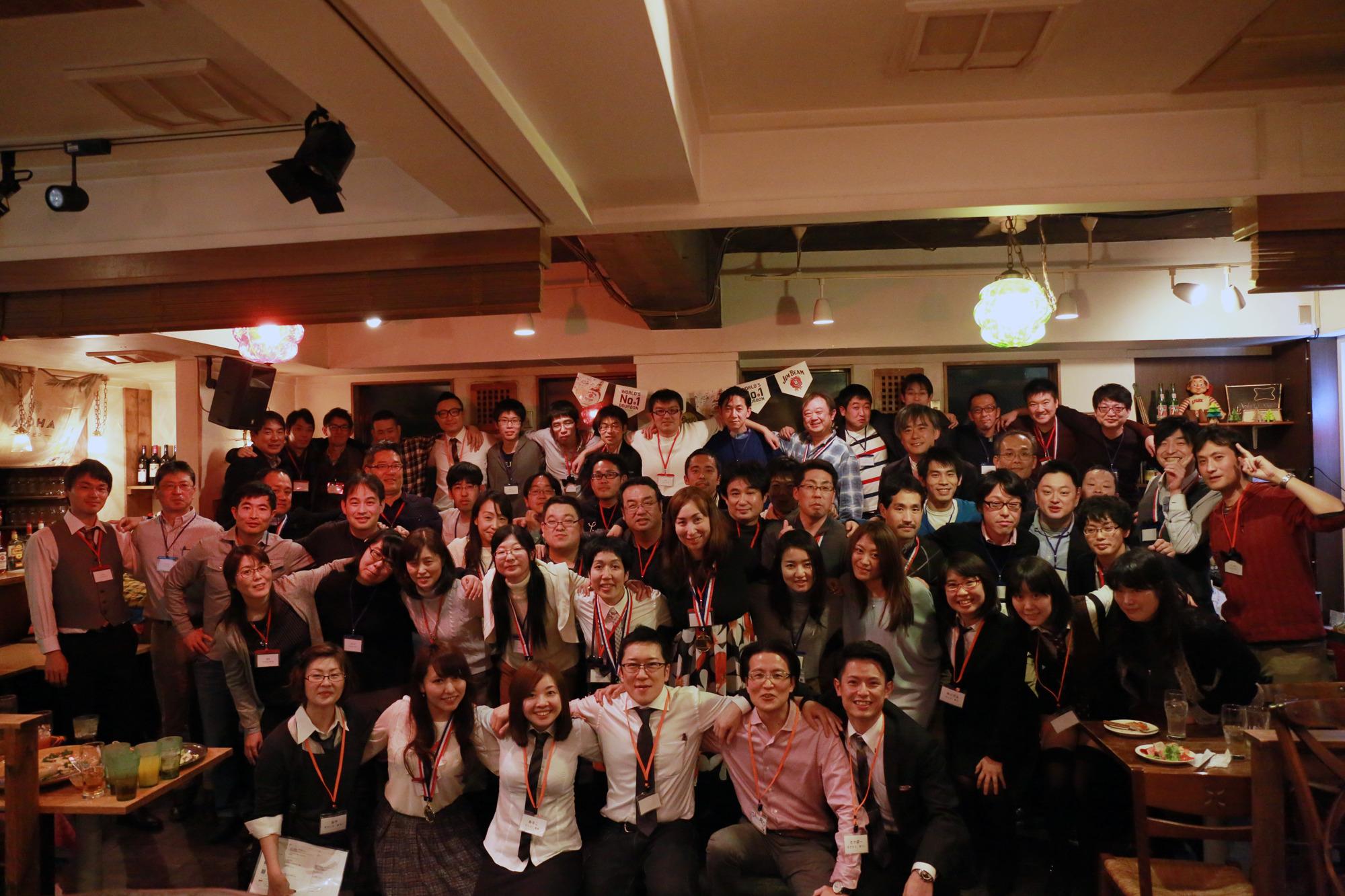 SMECs新年交流会2016!!