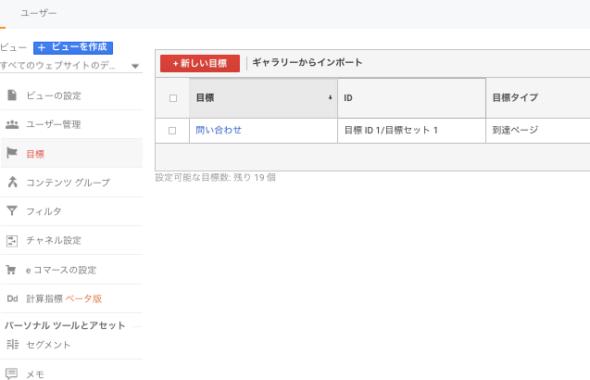 WordPressとGoogleアナリティクスを使ったEFO